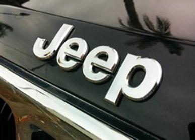 Znaczek Jeep