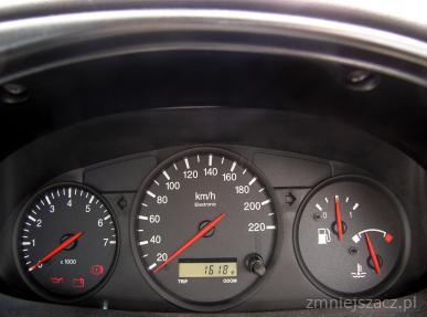 Licznik samochodu